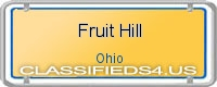 Fruit Hill board